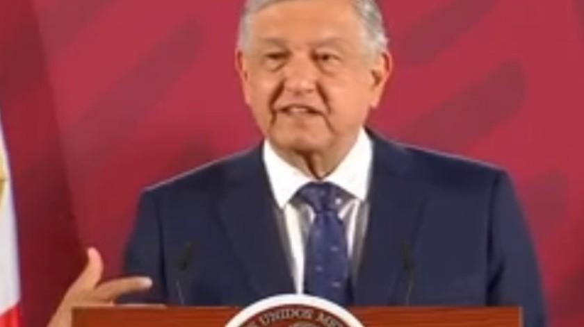 Andrés Manuel López Obrador, presidente de México(Gobierno de México)