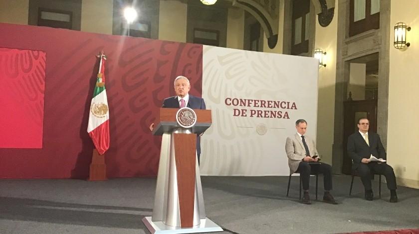 Andrés Manuel López Obrador(Shaila Rosagel)