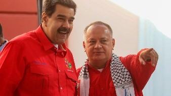 EE.UU. ofrece una recompensa de 15 millones de d�lares por Maduro y de 10 por Cabello