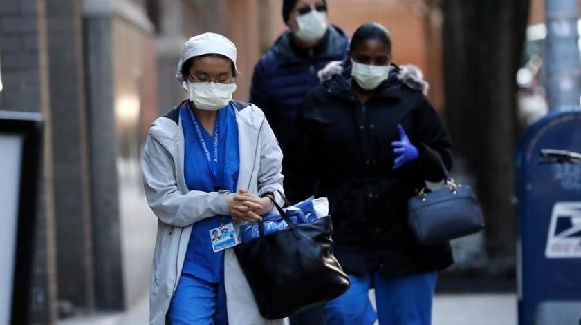 El Departamento de Salud de Arizona ha reportado 8 fallecimientos.(EFE)