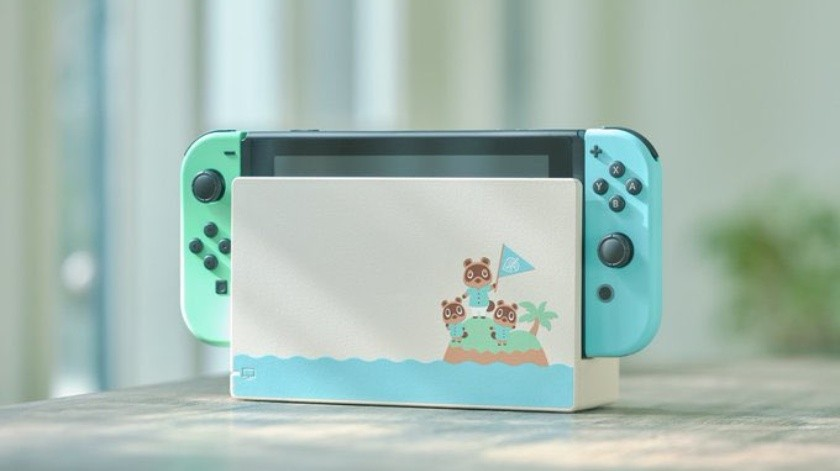 Se debe probablemente al estreno del videojuego Animal Crossing: New Horizons, señala analista.(Nintendo)