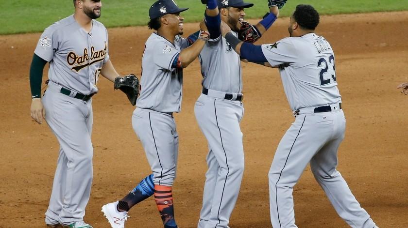 MLB celebra el 'Opening Day' de forma virtual.(AP)