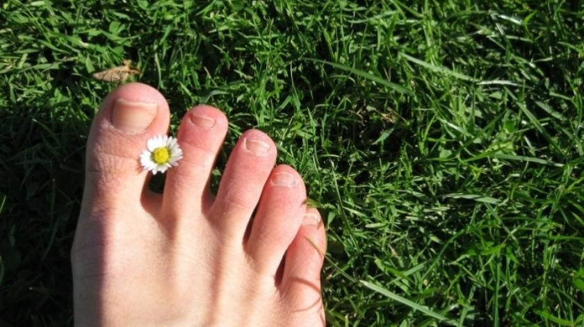 Cómo aliviar la onicomicosis de manos y pies(Tomada de la Red)