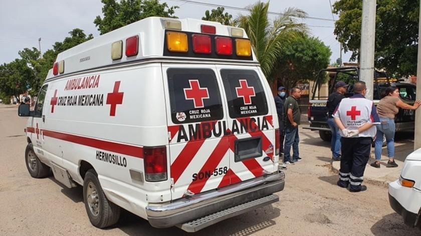 Alrededor de las 13:10 horas se reportaron detonaciones por arma de fuego con una persona lesionada.