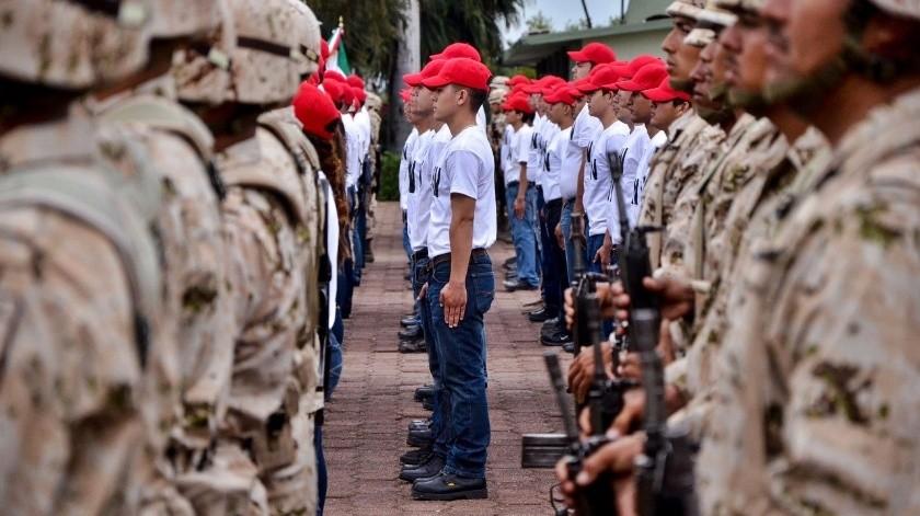 Suspenden sesiones sabatinas del Servicio Nacional Militar por coronavirus