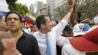 Fiscalía de Venezuela abre investigación a Juan Guaidó