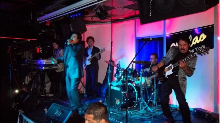 Otro integrante de Grupo Yndio que dio positivo a COVID-19 es Idelfonso Lara, vocalista de la banda, quien continúa en recuperación.(Archivo GH)