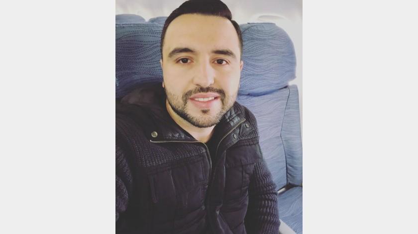 Mike Salazar ha estado en cuarentena desde antes de saber que tiene COVID-19.(Instagram: mikesalazaroficial)