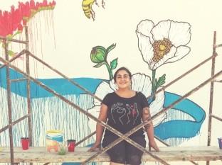 Detalla Esther Gámez su propuesta artística