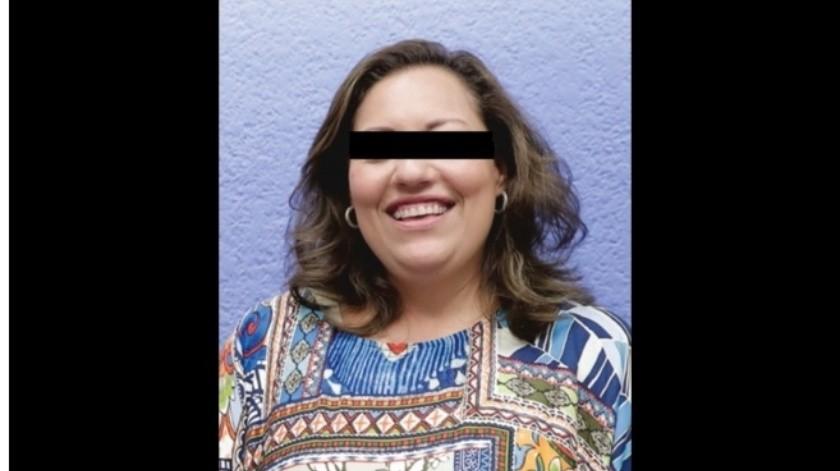 Arrestan y acusan a ex comisionada de transparencia de Veracruz(Especial)
