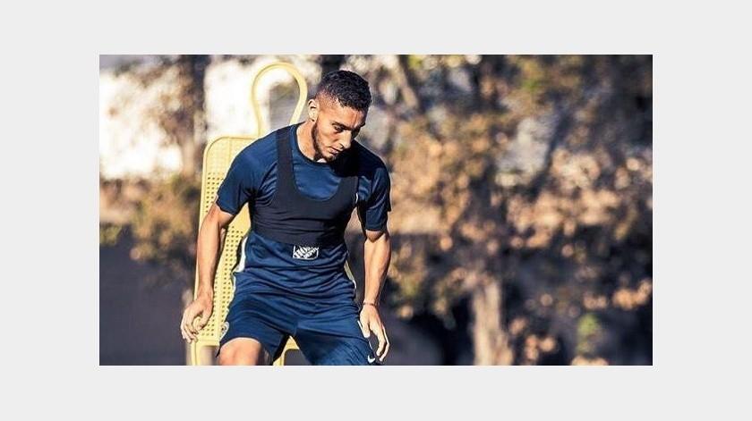 América recuperó a Sebastían Cáceres tras recuperarse de su lesión(Instagram @seba4caceres)