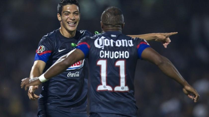 "Raúl Jiménez recuerda a 'Chucho': ""Estaría orgulloso de lo que he logrado"".(AP)"