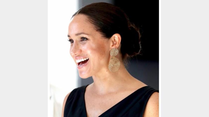 La todavía duquesa de Sussex tiene la elección de seguir la línea de su primogénito.(Agencia México)
