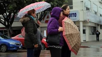 Pronostican lluvias para este fin de semana en Tijuana