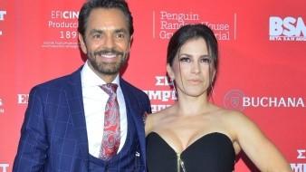 Cumplen Alessandra Rosaldo y Eugenio Derbez 14 años como pareja