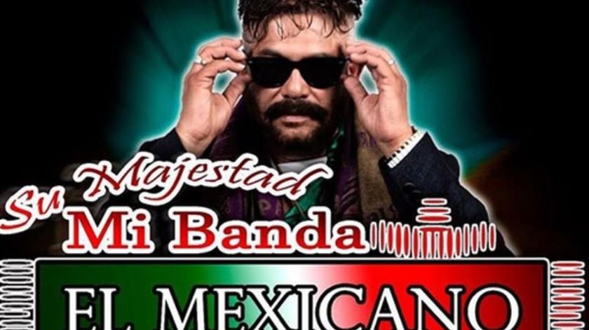 """Casimiro Zamudio, líder de """"Mi Banda el Mexicano"""", se mostró muy agradecido(Cortesía)"""