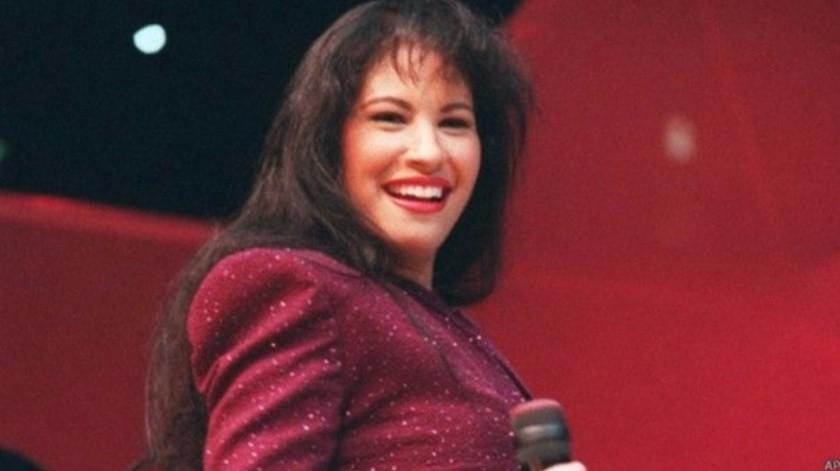 Selena Quintanilla murió a los 23 años.(Web)