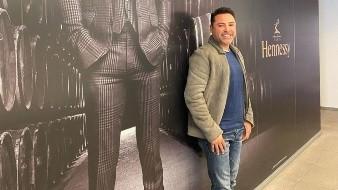 Oscar de la Hoya dona 250 mil dólares contra la pandemia del coroanvirus