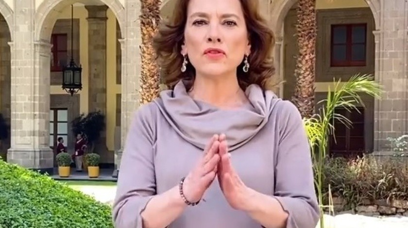 "Muchos ""vivales"" aprovechan contingencia: Beatriz Gutiérrez Müller(Facebook Beatriz Gutiérrez Müller)"