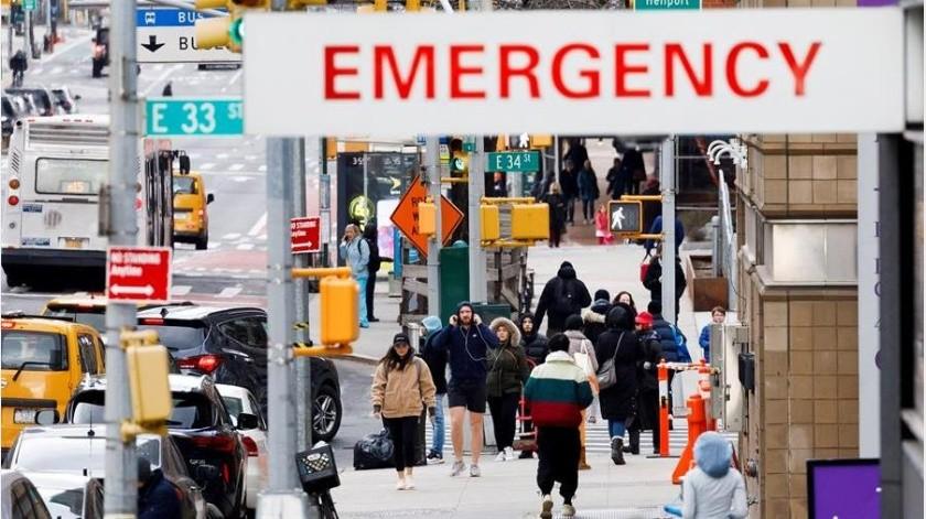 Una de las residentes, de 61 años, sufría de hipertensión, mientras que un hombre de 91 años tenía problemas de corazón, al igual que otra mujer de 99.(EFE)