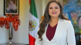 Célida López anunció que se condonará el pago de agua para el mes de abril a casi la mitad de los usuarios y se suspenden en general cortes y recargos durante la contingencia..