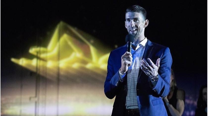 Michael Phelps preocupados por salud mental de atletas por suspensión de JJ.OO.(Instagram @m_phelps00)