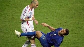 ¡Cabezazo al coronavirus! Materazzi subasta camiseta del cabezazo de Zidane
