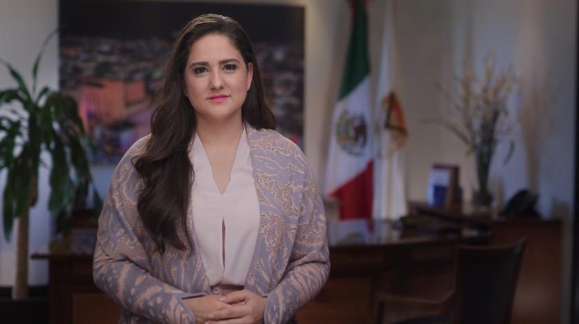 Célida López Cárdenas, alcaldesa de Hermosillo.(Archivo Digital)