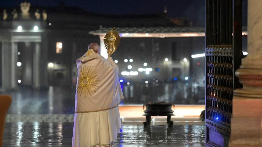 Papa Francisco(EFE, EPA/ANSA / VATICAN MEDIA HANDOUT)