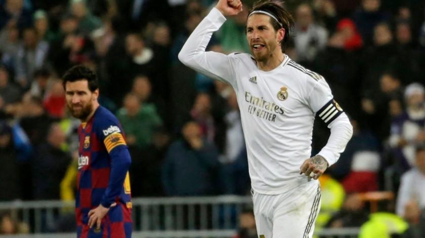 El zaguero de Real Madrid Sergio Ramos psrticipará en el festival.(AP)