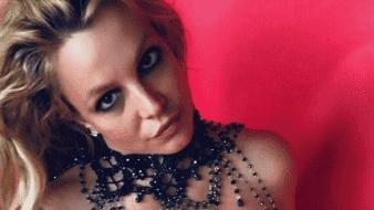 Britney Spears tiene 38 años actualmente.