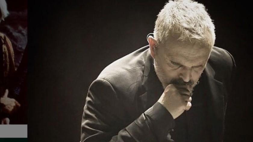 El cantante español Miguel Bosé.(Cortesía Instagram)
