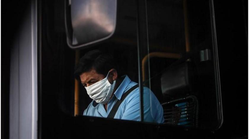 Según los datos de la Universidad Johns Hopkins, EUsigue teniendo el mayor número de contagios en el mundo con 119.748 casos, seguido de Italia con 92.472 y China con 81.999.(EFE)