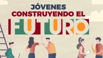 Anuncian ampliación de programa Jóvenes Construyendo el Futuro