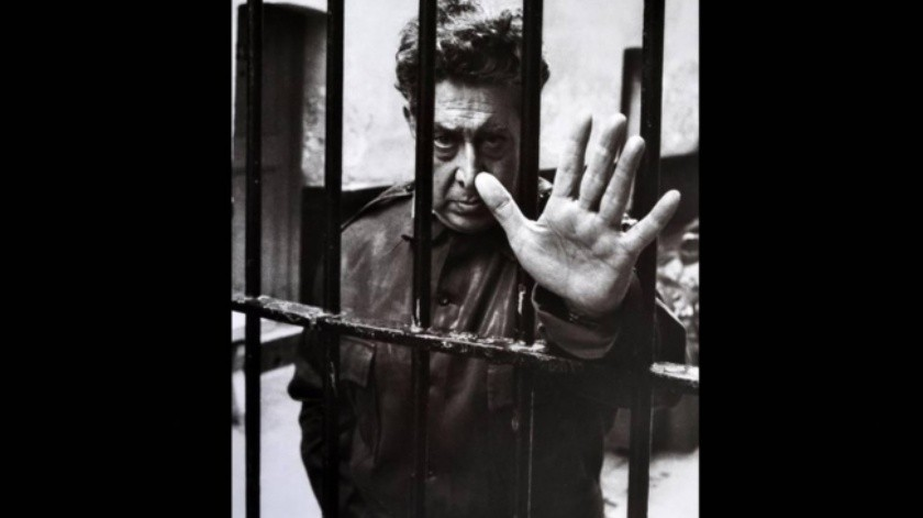 "Cuando Siqueiros fue detenido por ""disolución social"" en 1960"