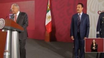Gobernador de Hidalgo asistió a mañanera de AMLO