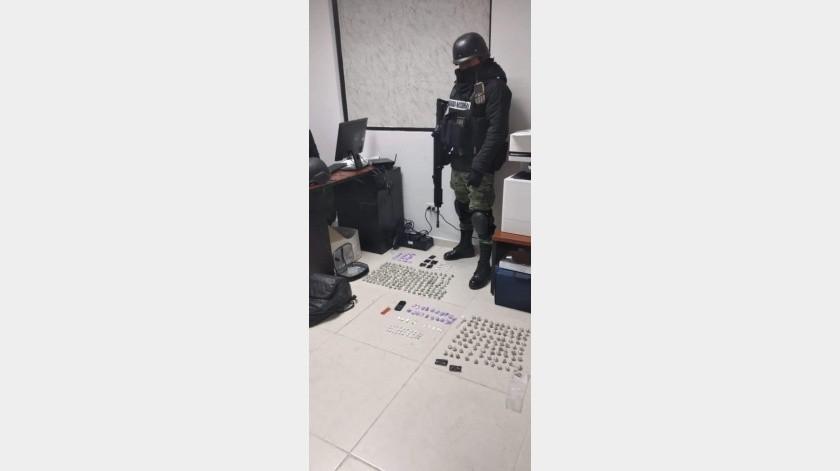 Detienen a habitante de Nuevo Nogales por posesión de droga(Especial)