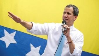 Guaidó pide a militares dar la espalda a Maduro para afrontar COVID-19