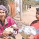 Buena samaritana apoya a lo más necesitados