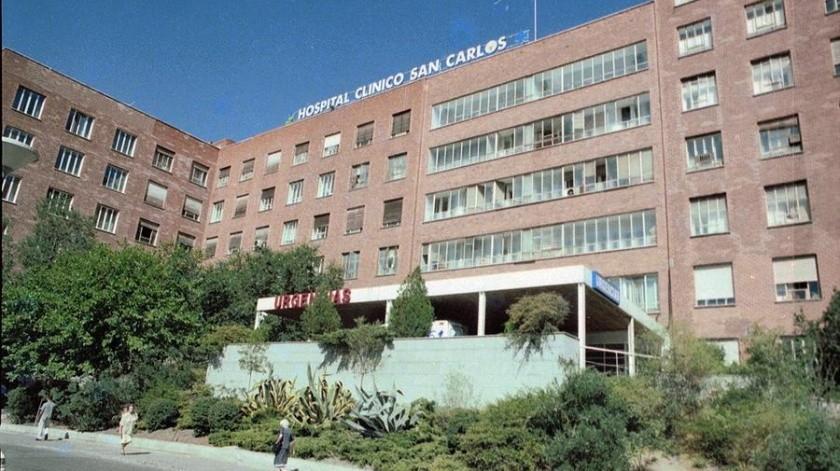 Hospital Clínico San Carlos de Madrid.(EFE/Archivo)