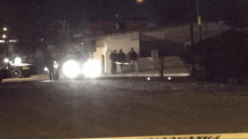 Acribillan y matan a hombre en SLRC; mujer y niña heridas(Cortesía)