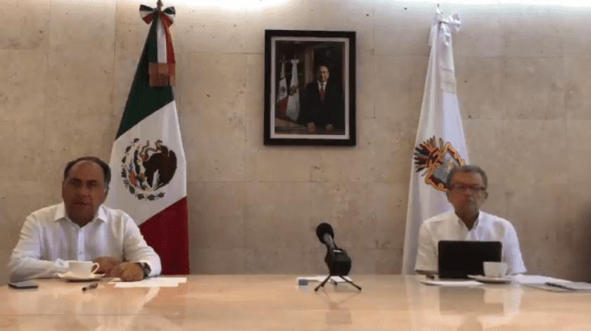 Guerrero informó que tienen 10 casos confirmados por Covid-19, sin embargo, dos ya se recuperaron.