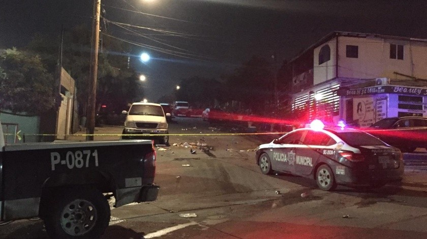Un muerto y tres heridos deja tiroteo en El Pípila.(Margarito Martínez)