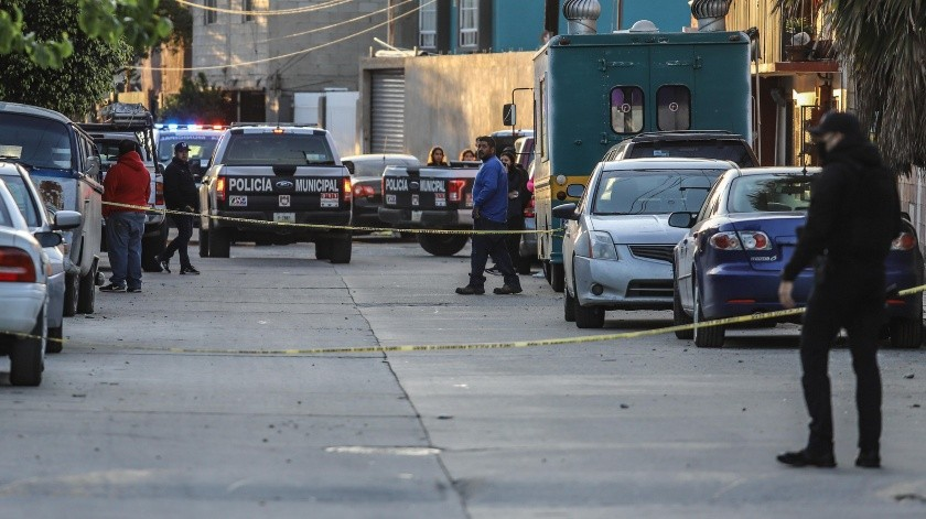 Niñas lesionadas en tiroteo se encuentran estables(Luis Gustavo Suarez)