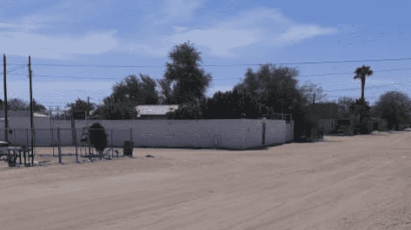 """Ubican """"casa de seguridad"""" en SLRC(Cortesía)"""