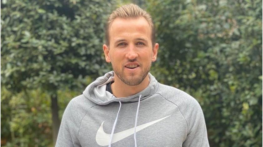 Harry Kane podría salir del Tottenham por falta de éxitos del club(Instagram @harrykane)
