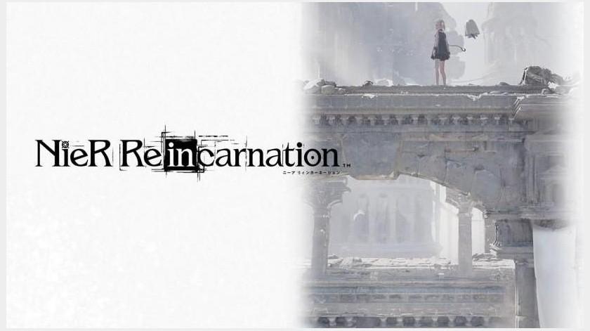 Square Enix ha anunciado Nier Re[in]carnation para smartphones