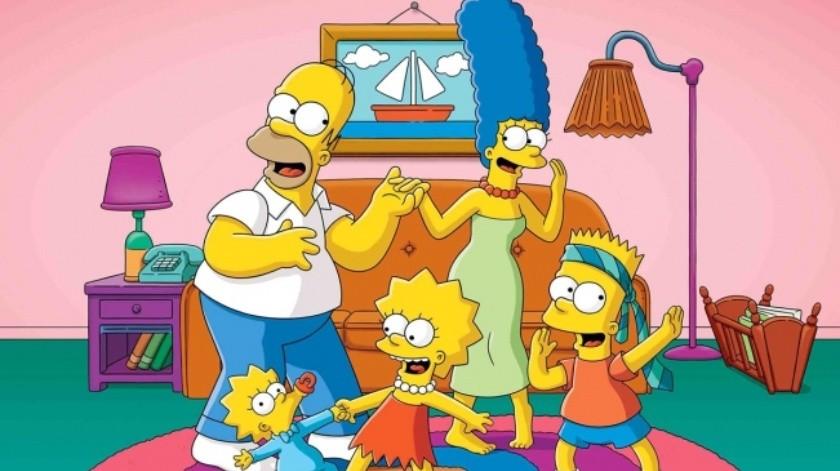 Predicciones o no, pasa cuarentena este lunes con Los Simpson