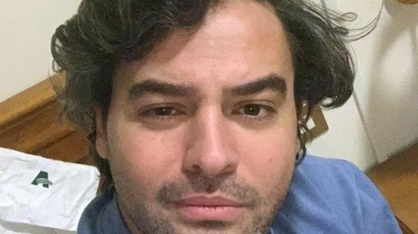 Andrea Napoli no encajaba con el perfil habitual de un paciente infectado con el coronavirus.(AP)