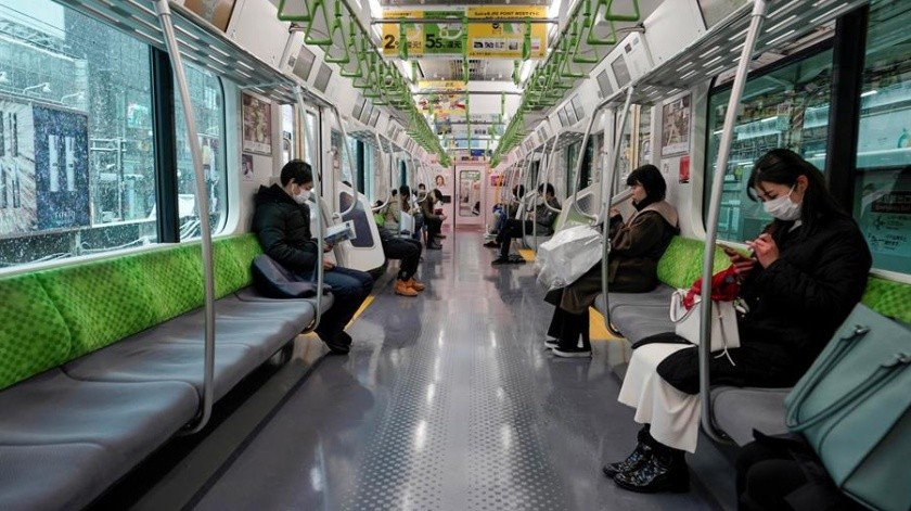 Japón ha diagnosticado relativamente pocos casos, pero en los últimos días ha experimentado un pronunciado aumento de positivos principalmente en Tokio y regiones cercanas.(EFE)